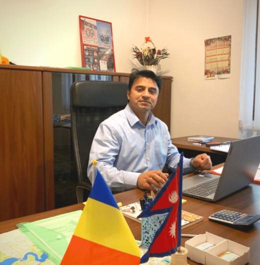 Surendra Gautam CEO Everest Recruitment