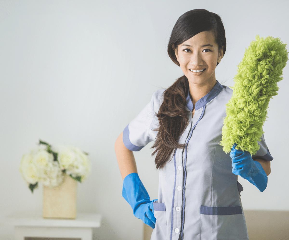 recrutare personal asiatic curatenie