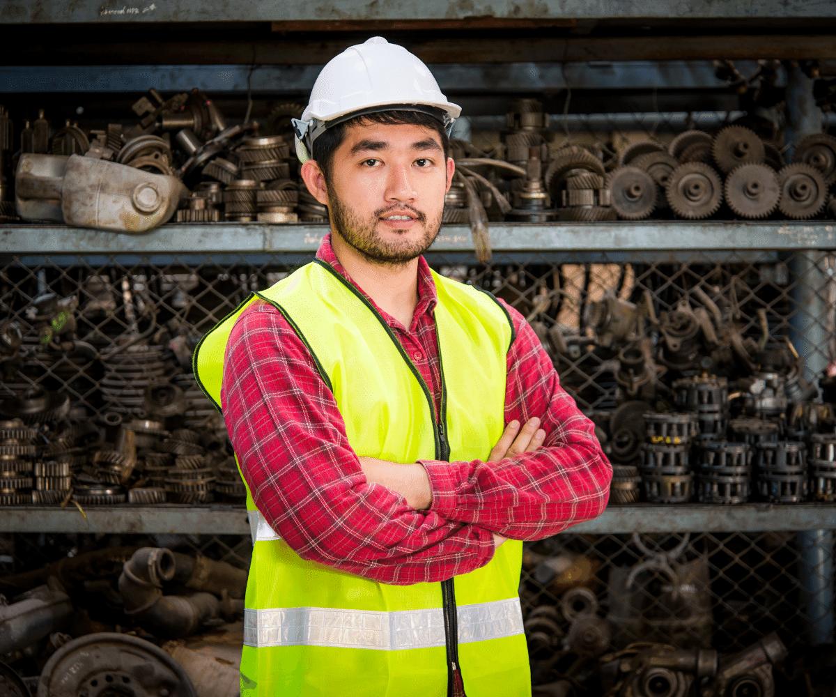 Recrutare personal asiatic reciclare